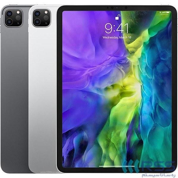تصویر تبلت اپل آیپد پرو مدل iPad Pro 2020 11 inch 4G ظرفیت 256 گیگابایت