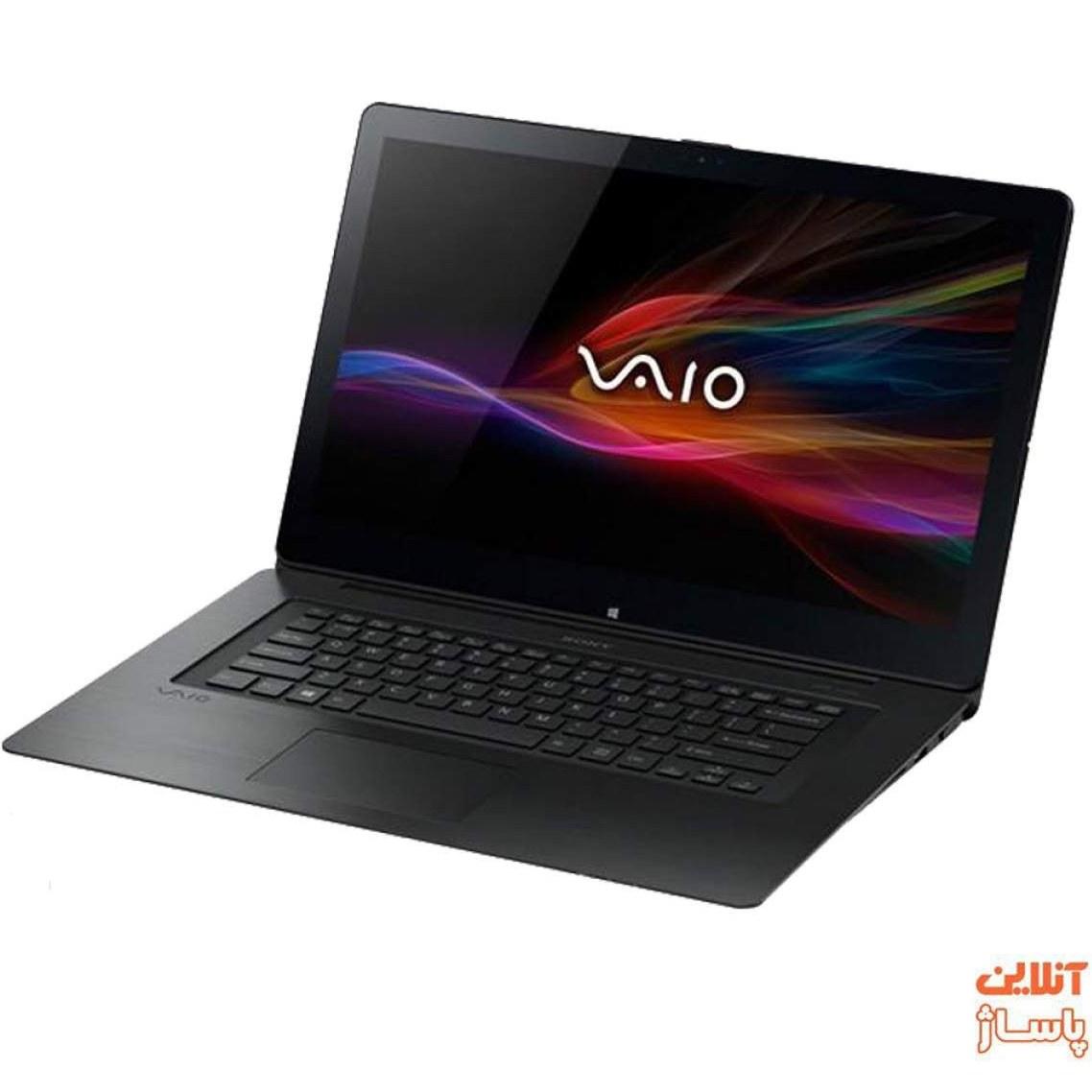 تصویر لپ تاپ سونی وایو فیت مالتی فلیپ 15A Sony VAIO Fit Multi Flip15A SVF15N15CDB