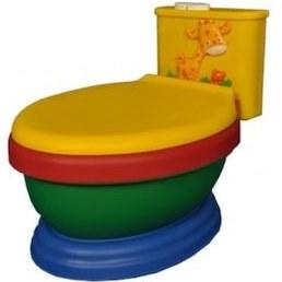 صندلی دستشویی موزیکال |