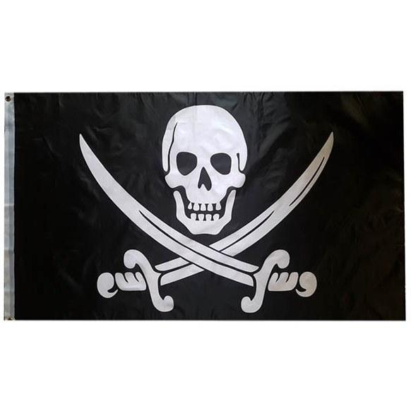 تصویر پرچم بزرگ دزدان دریایی ۸۰۰