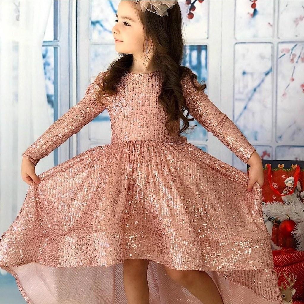 خرید انلاین لباس مجلسی دخترانه از ترکیه