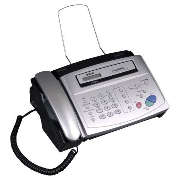 تصویر فکس برادر مدل ۲۳۶ اس brother Fax-236S FAX