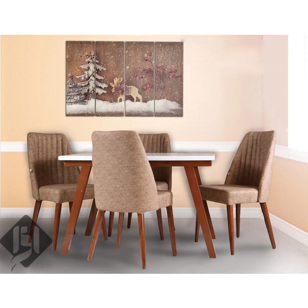میز ناهارخوری مدل کرونوس |