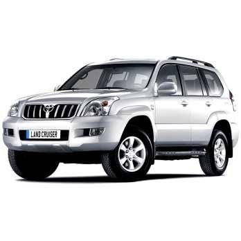 خودرو تویوتا Prado VX اتوماتیک سال 2008 | Toyota Prado VX 2008 AT