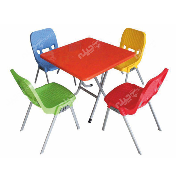 صندلی پلاستیکی ناهارخوریPL749
