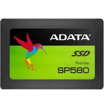 حافظه SSD ای دیتا مدل SP580 ظرفیت 240گیگابایت