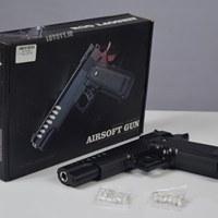 تصویر تفنگ کلت فلزی ایرسافت گان مدل V305 وی 305