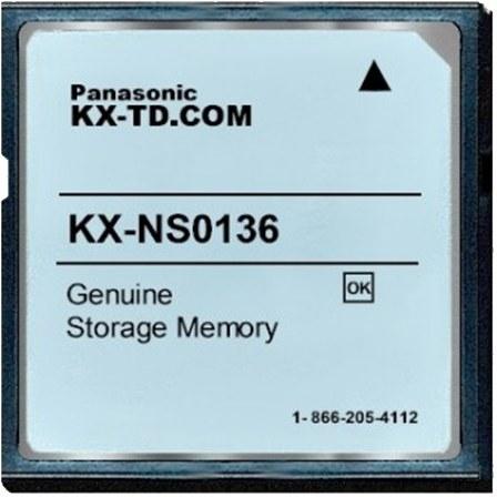 تصویر کارت حافظه سانترال پاناسونیک KX-NS0136X