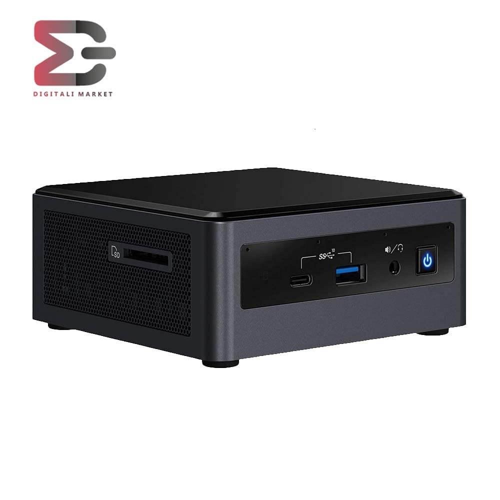 تصویر کامپیوتر کوچک اینتل NUC10I3FNH-A Intel Mini PC NUC10I3FNH - Corei3/4GB/120GB SSD/Intel
