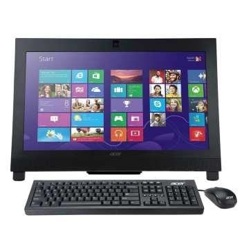 تصویر کامپیوتر همه کاره 19.5 اینچی  ایسر مدل Veriton Z2640G-A Acer Veriton Z2640G-A - 19.5 inch All-in-One PC