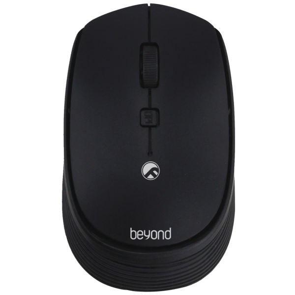 تصویر ماوس بیسیم بیاند مدل BM-1352RF Beyond BM-1352RF Wireless Mouse