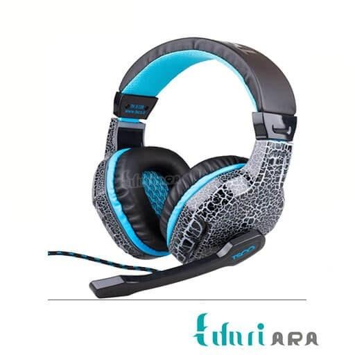 تصویر هدست تسکو TH 5128 ا Tsco TH 5128 Gaming Headset Tsco TH 5128 Gaming Headset