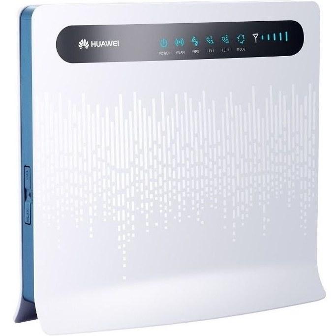 عکس مودم روتر 4 جی هوآوی مدل B593u-12 مودم روتر 3G/4G هوآوی B593u-12 LTE CPE Wireless 4G Modem Router مودم-روتر-4-جی-هواوی-مدل-b593u-12