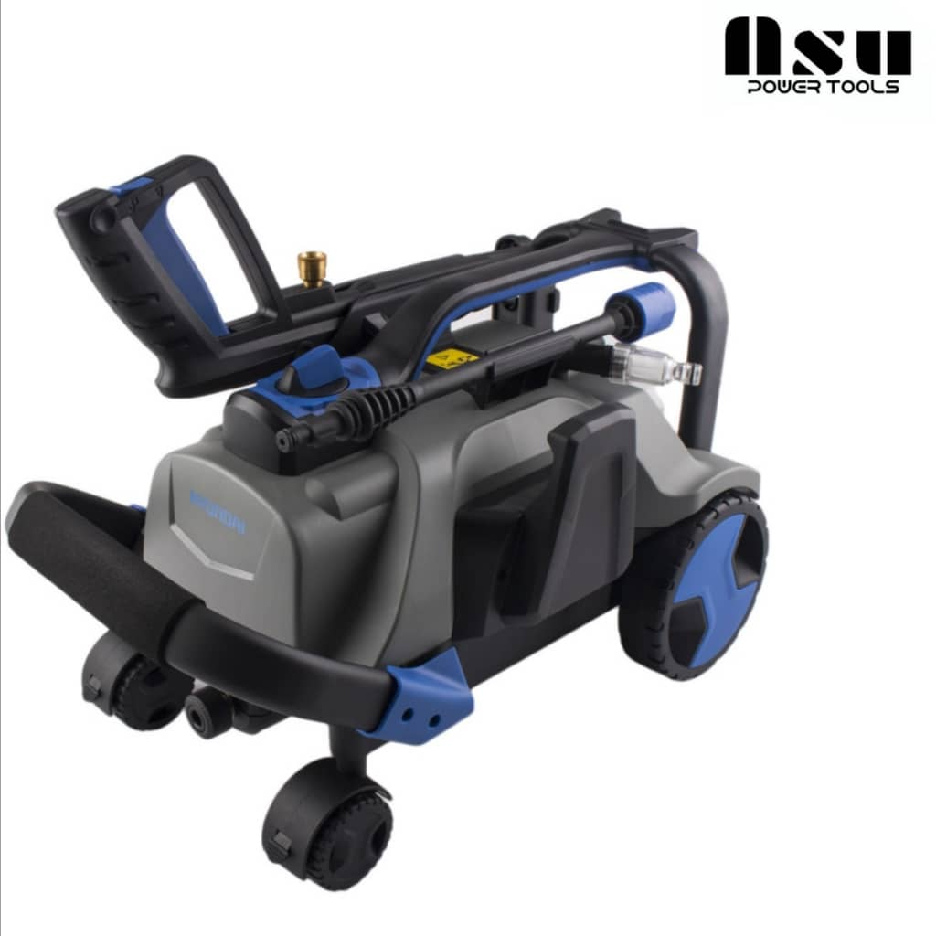 تصویر کارواش هیوندای مدل HP1820 HYUNDAI HP1820 Electric Car Washing Machine High Pressure