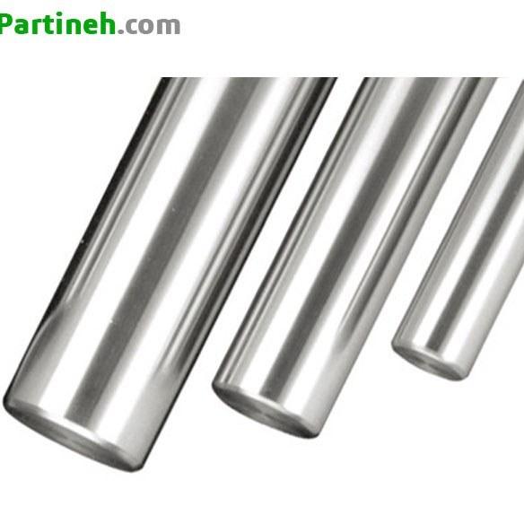 تصویر شفت هارد کروم (شفت راهنما) باهر ساخت چین قطر 50mm ا BAHER Hardened And Hard Chrome 50mm Linear Shaft BAHER Hardened And Hard Chrome 50mm Linear Shaft