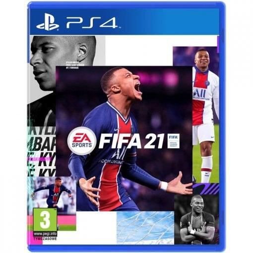 تصویر بازی FIFA 21 – پلی استیشن 4 FIFA 21 - PlayStation 4