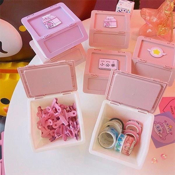 image جعبه لوازم تحریر و آرایشی و بهداشتی فانتزی جعبه لوازم تحریر و آرایشی و بهداشتی فانتزی - فروشگاه اینترنتی ساقی