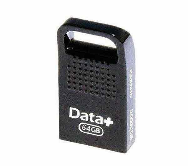 تصویر فلش مموری دیتا پلاس مدل CARBON ظرفیت 64 گیگابایت Data Plus CARBON Flash Memory 64GB