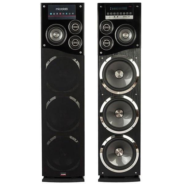 تصویر پخش کننده خانگی میکرولب مدل M310105 Microlab home player model M310105