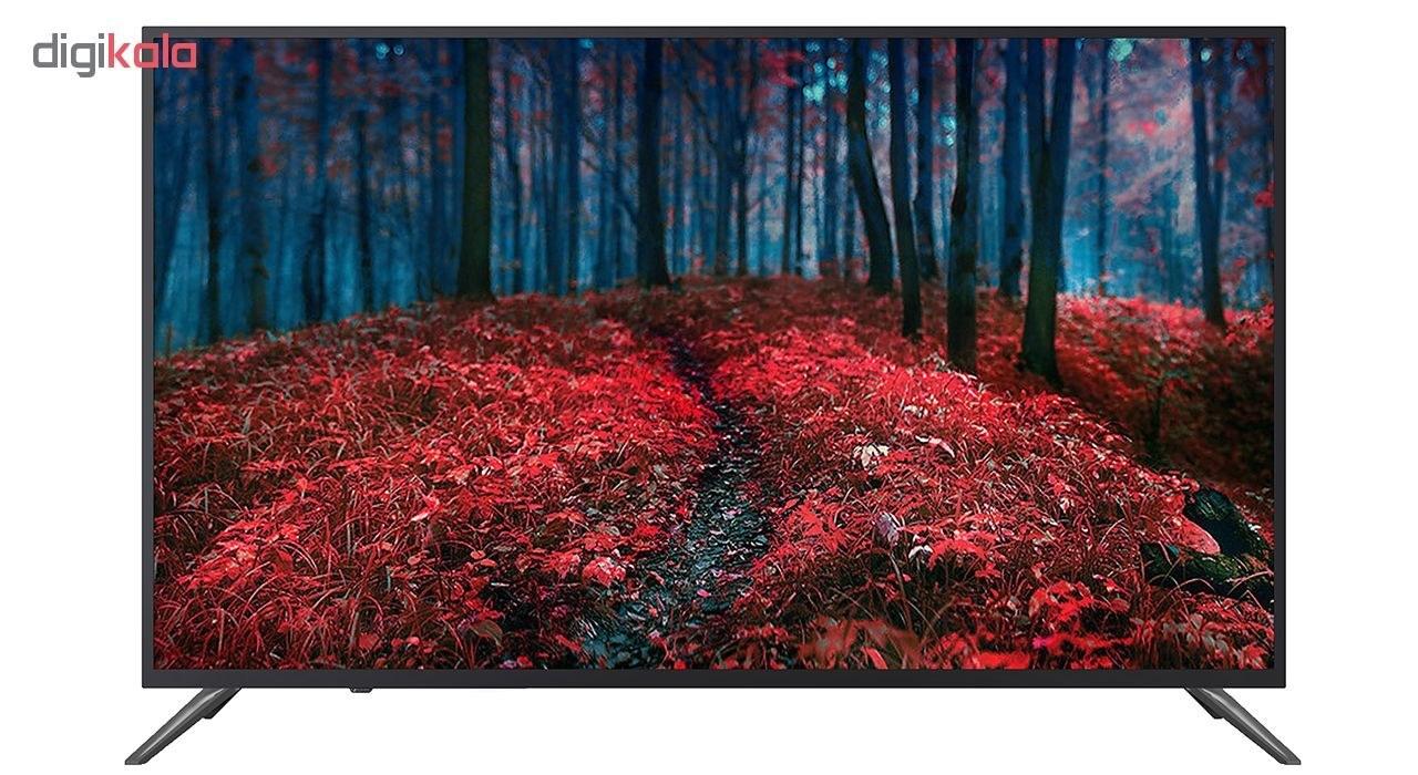 تصویر تلویزیون 55 اینچ شهاب مدل SH102U1 Shahab 55SH102U1 TV