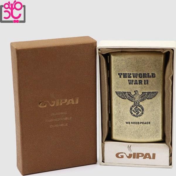 تصویر جعبه سیگار برنجی کد 443-003