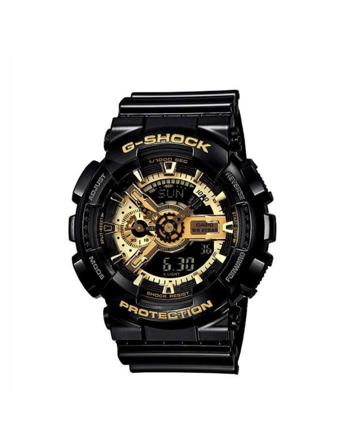 ساعت مچی مردانه CASIO GA-110GB-1A