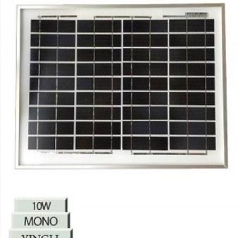 پنل خورشیدی 10W مونو کریستال YINGLI