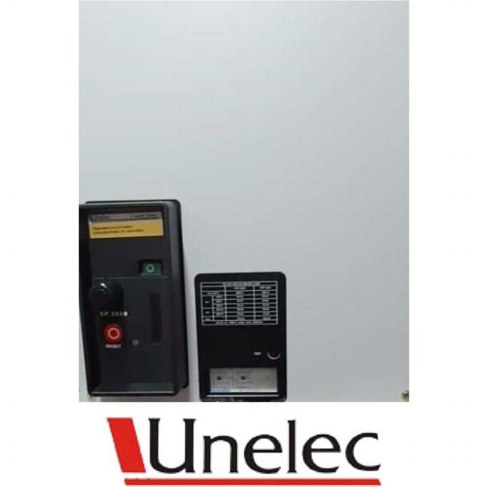 تصویر کلید هوایی2000 آمپر Unelec ،  سری sp حرارتی