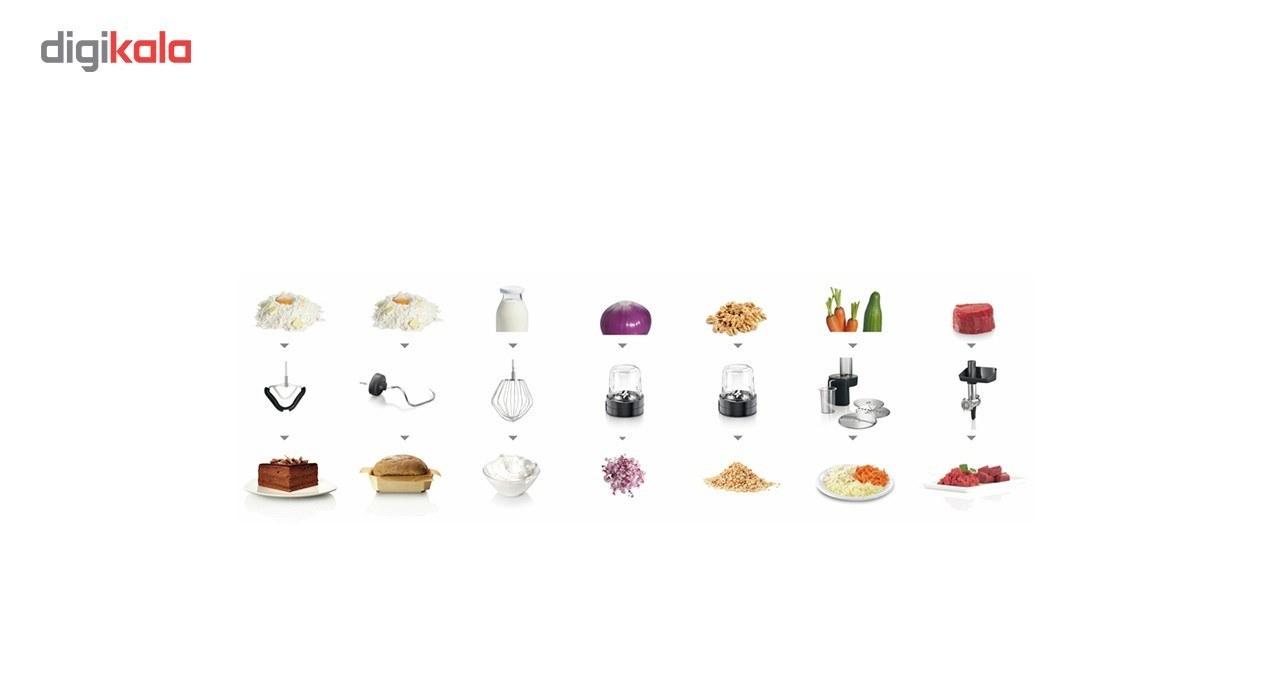 تصویر غذاساز بوش مدل MUM57B224 Bosch MUM57B224 Food Processor