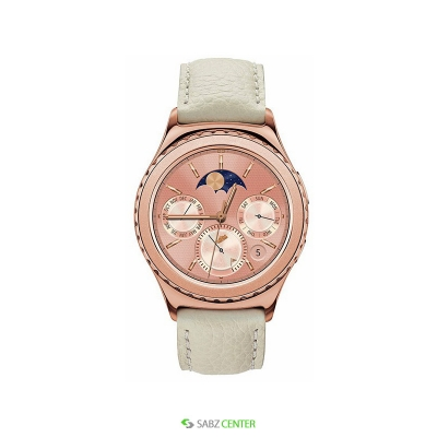 ساعت هوشمند سامسونگ مدل Gear S2 Classic SM-R732 | SAMSUNG Gear S2 Classic SM-R732 Rose Gold Plated Smart Watch