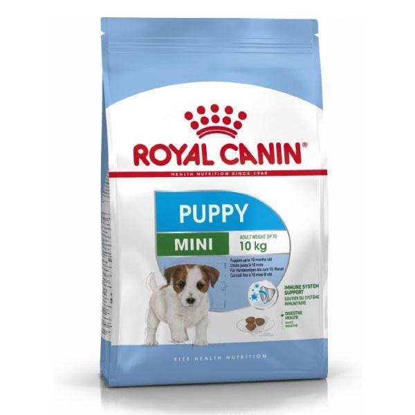 غذای خشک سگ مینی پاپی رویال کنین – Royal canin Mini Puppy