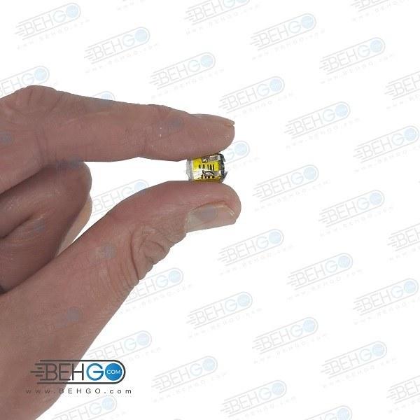 تصویر باتری ایرپاد کپی طرح اپل سایز کوچک باتری لیتیومی مناسب ایر پاد کوچکترین باتری ایرپاد مدل Airpods S18 TWS Wireless Earphone Bluetooth