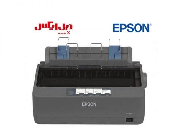 تصویر پرينتر سوزني اپسون EPSON LQ350 Epson LQ-350 Impact Printer