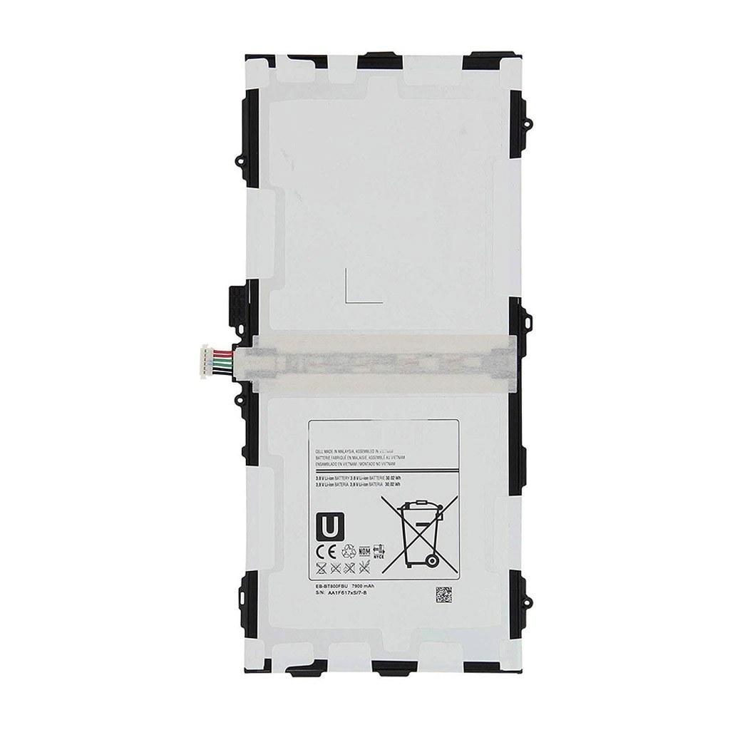 تصویر باتری اورجینال تبلت سامسونگ گلکسی Tab S 10.5 inch مدل EB-BT800FBU ظرفیت 7900 میلی آمپر ساعت Samsung Galaxy Tab S 10.5 inch - EB-BT800FBU 7900mAh Original Tablet Battery