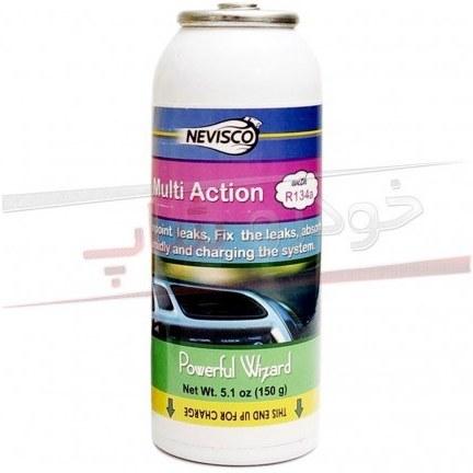 main images مکمل گاز نشت گیر و تقویت کننده کولر خودرو نویسکو حجم 150 گرم Nevisco Multi Action
