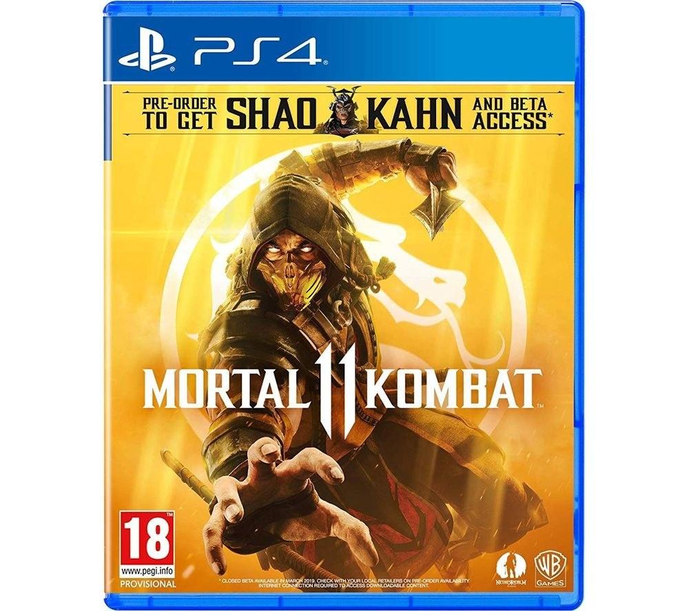تصویر خرید بازی Mortal Kombat 11 - نسخه PS4 Mortal Kombat 11 - R2 - PS4