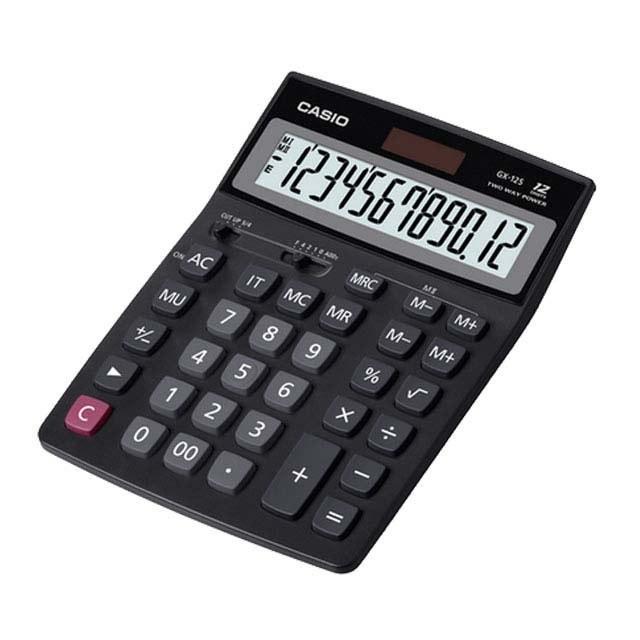 main images ماشین حساب GX-16S  کاسیو Casio GX-16S Calculator