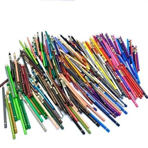 مداد رنگی تک رنگ پلی کروموس فابرکاستل