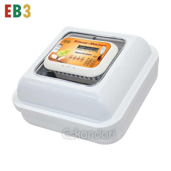 تصویر دستگاه جوجه کشی 40 تایی ایزی باتور 3