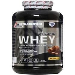 تصویر پودر وی پروتئین و پرمیکس ویتامین پگاه Vitamin Whey Protein Pegah