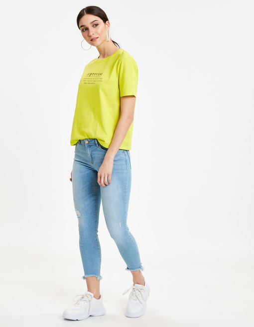 شلوار جین زنانه ال سی واکیکی | شلوار جین ال سی واکیکی با کد 9SI674Z8-311