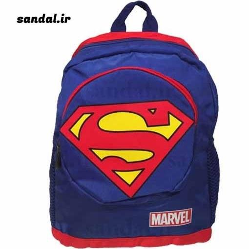 تصویر کوله فانتزی سوپرمن مارول ( Superman Backpack )