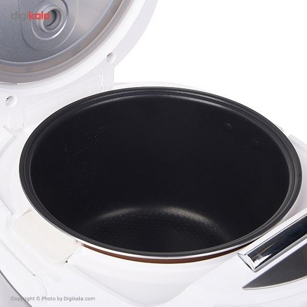 تصویر پلوپز هاردستون مدل RCS5900 Hardstone RCS5900 Rice Cooker