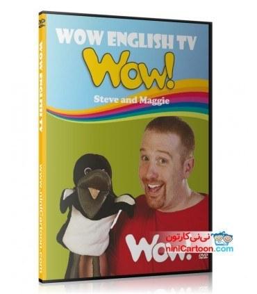 main images مجموعه آموزشی استیو و مگی - Steve and Maggie - WOW English TV