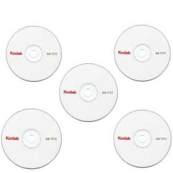 مینی دی وی دی خام کداک مدل D-2 بسته 5 عددی  