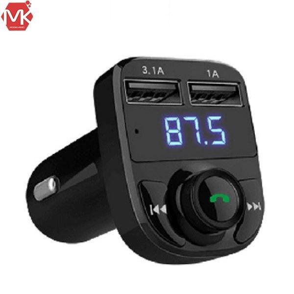 عکس شارژر فندکی ارلدوم Earldom Car Charger + Bluetooth Car MP3 | ET-M29  شارژر-فندکی-ارلدوم-earldom-car-charger-+-bluetooth-car-mp3-et-m29