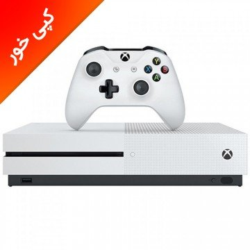 خرید Xbox One S کپیخور شده | ظرفیت دو ترابایت | Xbox One S 2TB + 40 Games - PAL - Copy