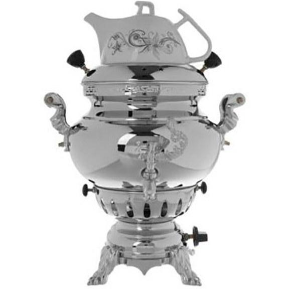 تصویر سماور گازی شبنم مدل 729