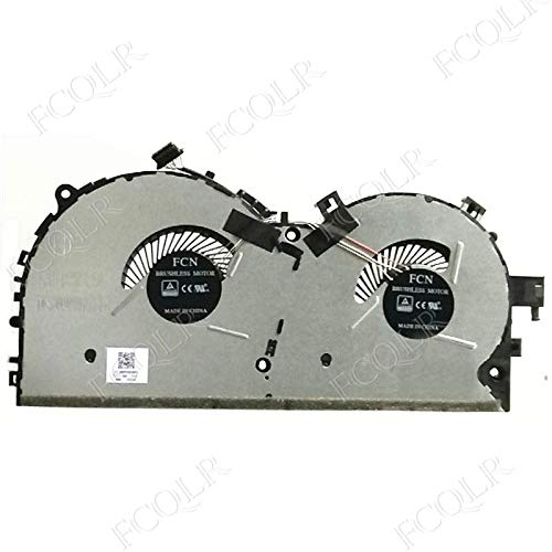 main images FCQLR سازگار برای فن خنک کننده Lenovo y520 Rescuer r720 r720-ikb 8pin CPU FT GTX1050 DC28000D6F1 DFS551205W001