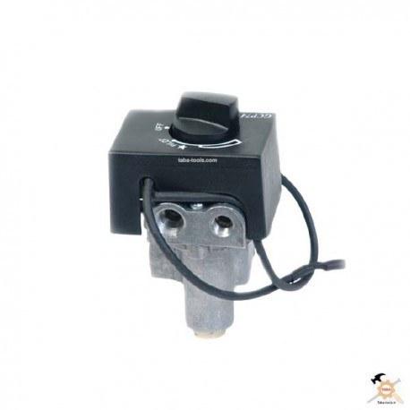 تصویر شیر کنترل بخاری گازی بی ام BM